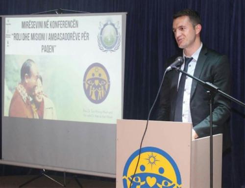 Roli dhe Misioni i Ambasadorëve të Paqes – Durrës