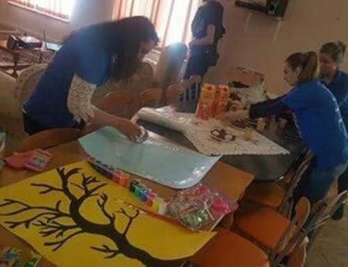 Takim në Shtëpinë e Fëmijës në Durrës