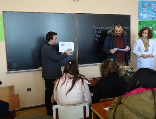 Edukimi i të Rinjve me Kulturën e Tolerancës dhe të Mirëkuptimit për Ndërtimin e një Shoqërie Demokratike – Korçë