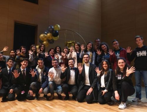 5 Vjetori i CARP Tirana e Re dhe Konkursi i Eseve